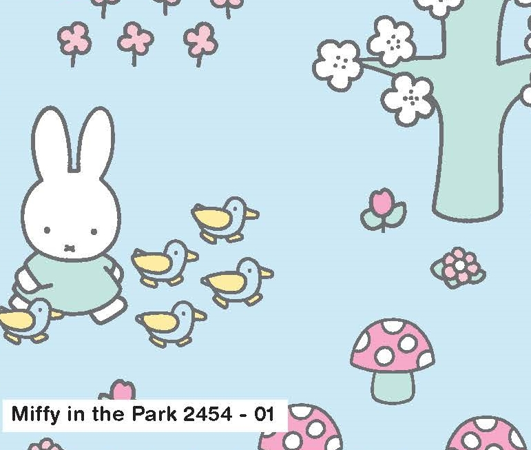 Miffy In The Park Mask Making Kit