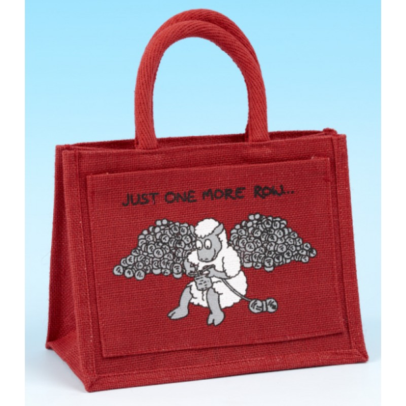 Vanessa Bee Designs Project Bag Red