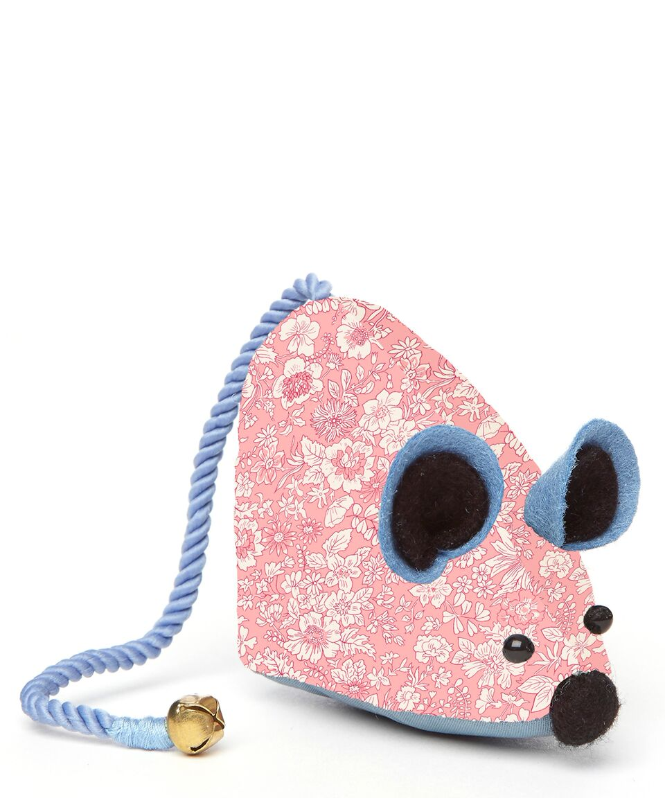 Liberty Mouse Pin Cushion Pink Emily Silhouette