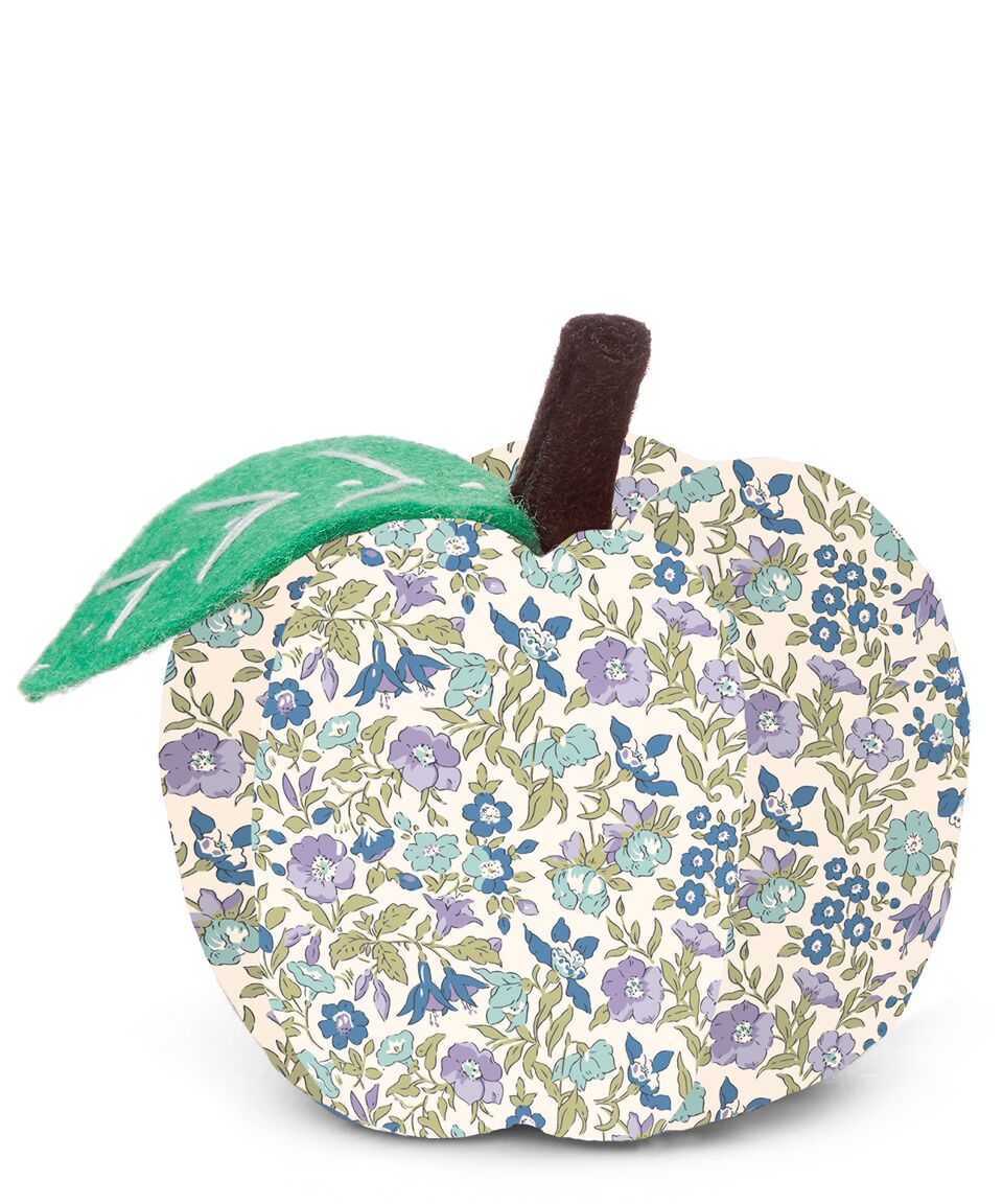 Liberty Apple Pin Cushion Mamie Lavender/Blue
