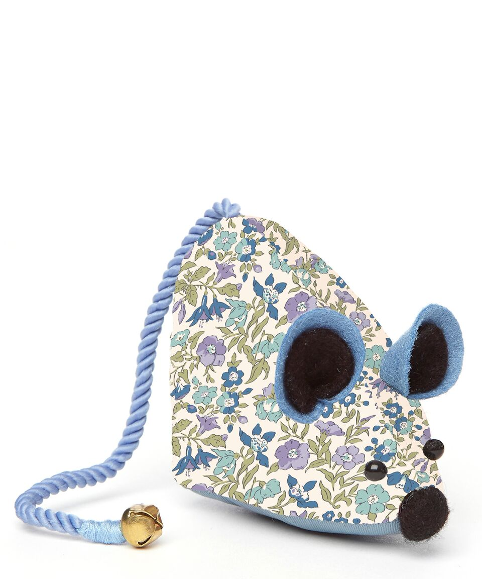 Liberty Mouse Pin Cushion Mamie Lavender/Blue