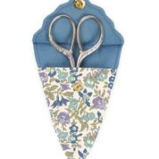 Liberty Scissors and Case Mamie Lavender/Blue