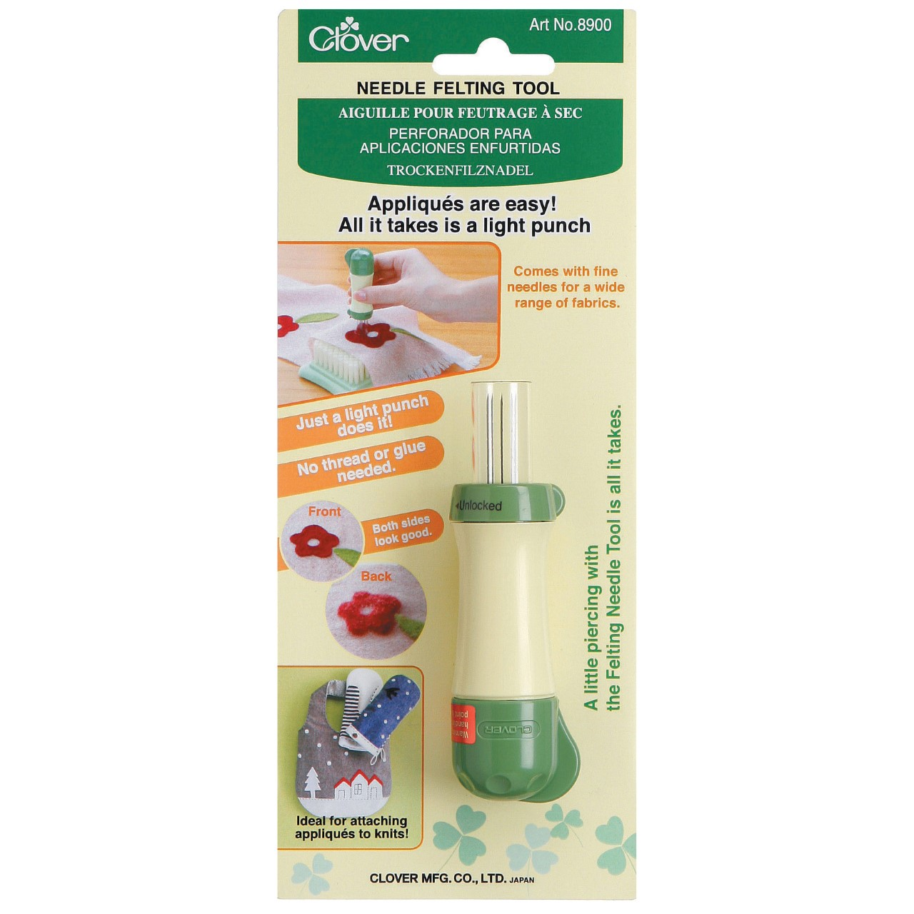 Clover Products Haberdashery Pom Pom Makers Clover